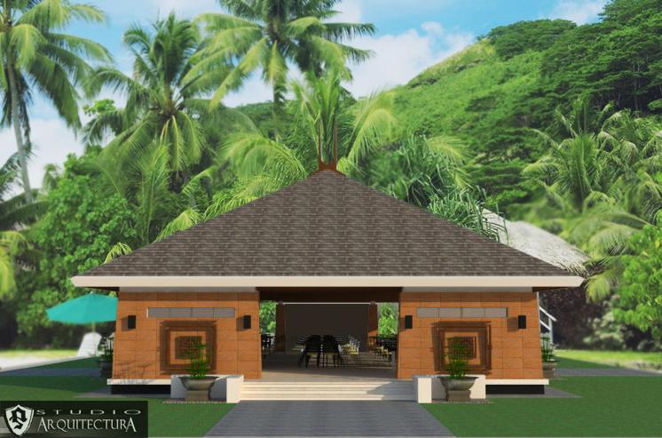Calleja Resort Pandan Antique Studio Arquitectura